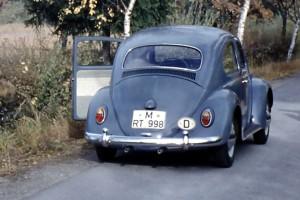 VW Käfer Baujahr 1961