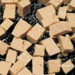Indianerschmaus Tofu in der Pfanne