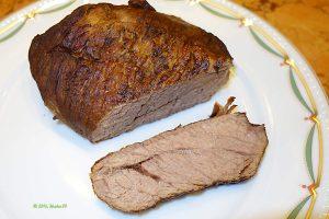 Böfflamott - das fertige Fleisch