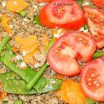 Gemüse Hackfleisch Auflauf in der Schale