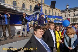 PulseofEurope in München