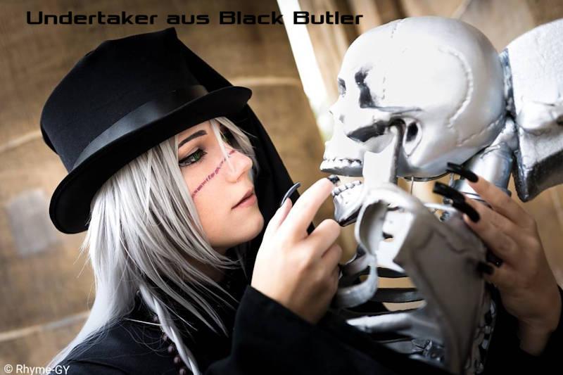 Rhyme-gy als Undertaker Black Butler