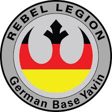 Logo der Rebel Legion German Base Yavin