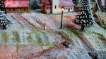 Winterlandschaft Märklin Spur Z Winterdienst