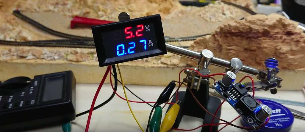 Voltmeter und Amperemeter