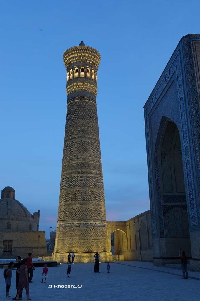 Das Talon-Minarett